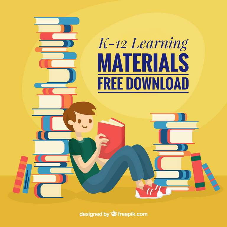 K-12 Learning Modules Direct PDF Downloads