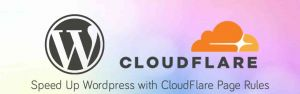 CloudFlare Page Rules to Boost WordPress Websites